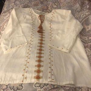 Cute tunic top